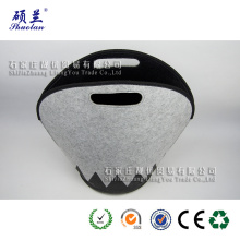 Good quality customized design felt storage basket
