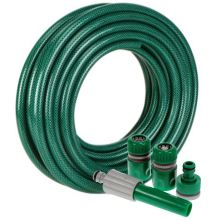 Best-Selling for Pvc Garden Hose Water Irrigation Fiber Braided PVC Garden Hose supply to Andorra Supplier