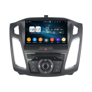 double din navigation system for Focus 2015