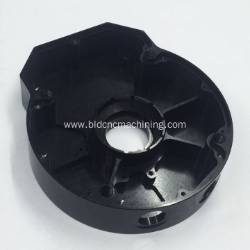CNC Machining Aluminum Parts for Top Box