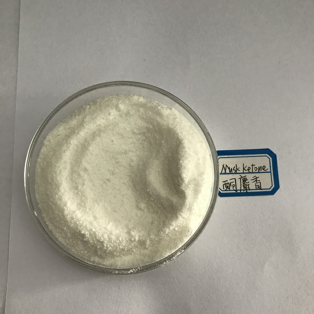 Supply Musk Ketone Crystalline Cas No.:81-14-1