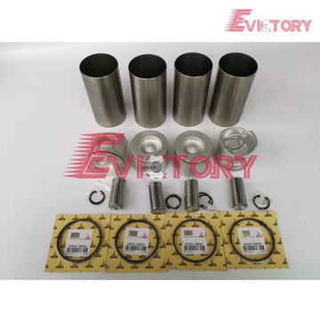 VOLVO spare parts D4E cylinder liner sleeve kit