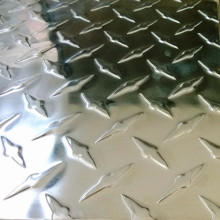 Aluminum checkered plate dimond plate A5052 for industry