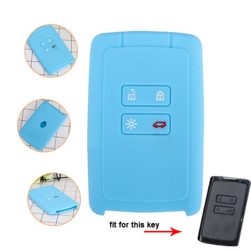 Rilindja 4 Buttons Cover Silicone Car Key