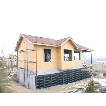 Ready Made Fast Assembly Steel Frame House