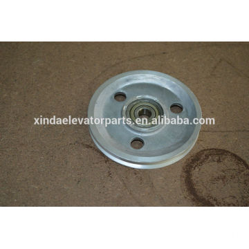 M0000046 Aluminum wheel for landing door device elevator door roller