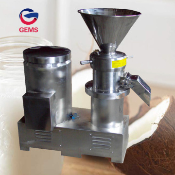 Vertical Hazelnut Butter Paste Making Machine