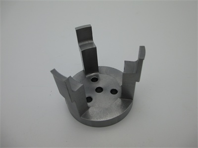 S45C CNC Lathing and Milling Parts with Quenching