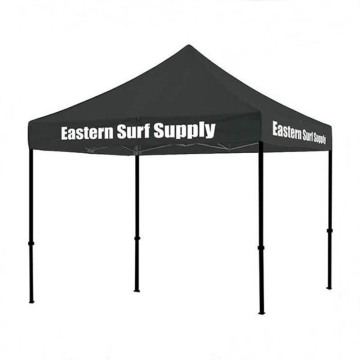 event gazebo black 420D PVC