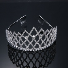 Large Princess King Custom Tiaras Crowns For Birthday