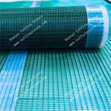 Self cleaning Polyurethane Screen