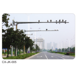 Cheap for Traffic Lights Invented Traffic Monitoring Street Lamp export to Myanmar Factory