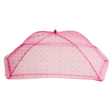 Pink baby mosquito net for Africa