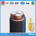 6KV Copper Conductor XLPE Insulated Armoured  Cable
