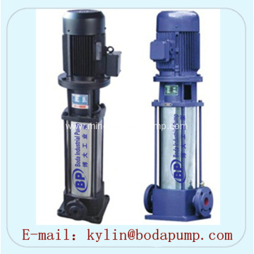 Gdl Type Vertical Multistage Pipe Centrifugal Pump