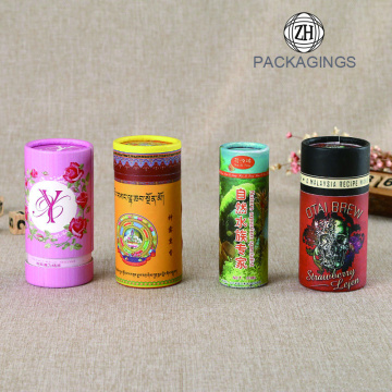 Round paper can/paper tube can/cylinder paper can