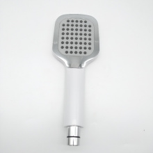 Square ABS Plastic Chrome Hand Shower Head