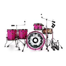Customized for Mini Jazz Drums Hot sale 5- Piece Drum Kit export to China Macau Factories