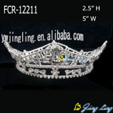Rhinestone Full Round Crowns