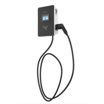 7KW wall-mounted Sweep the card EV charger