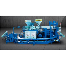 Double-color Rain Boot Molding Machine