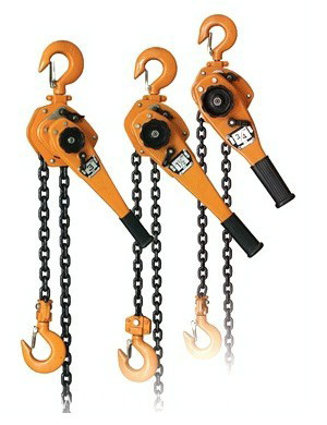Quality Hand Operated Manual Vital Lever Hoist Block