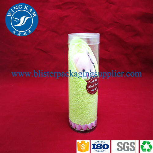 Packaging for Towel Cylinder Type Packaging