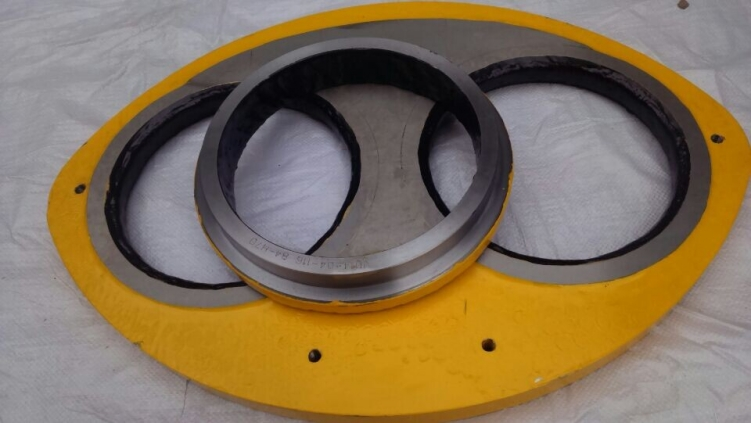 Mitsubishi Concrete Pump Wear Plate