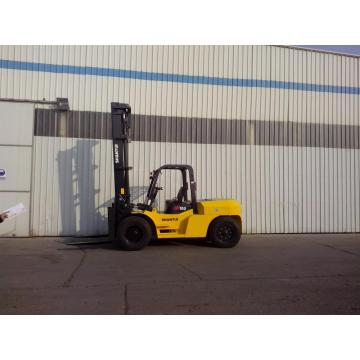 10 ton high reach counterbalance forklift trucks