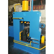 Ball passing type bend making machine