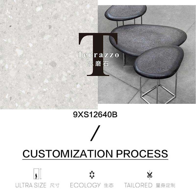Concrete Look Tile Flooring