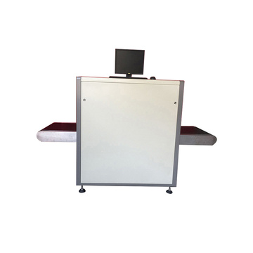 Portable x ray baggage scanner (MS-6550A)