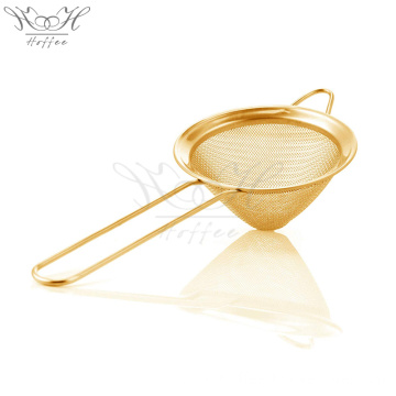 Stainless Steel Cocktail Strainer Fine Mesh Strainer