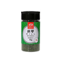 Healthy Condiment Dill Food Seasoning