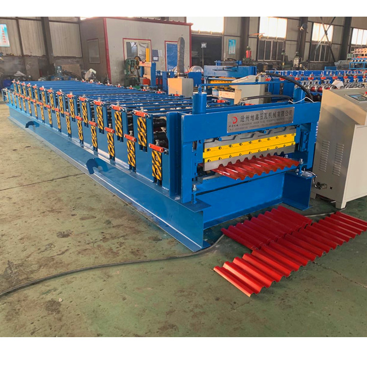 Roll Forming Machine Double Layer