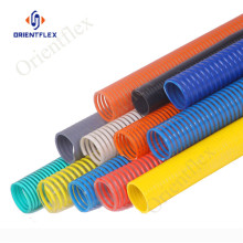 plastic 2 water pvc pump suction hose