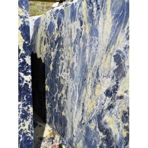 Semi precious big blue sodalite block