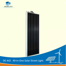 OEM for All-In-One Solar Street Light DELIGHT DE-AIO 120W Motion Sensor Integrated Solar Lighing export to Peru Exporter