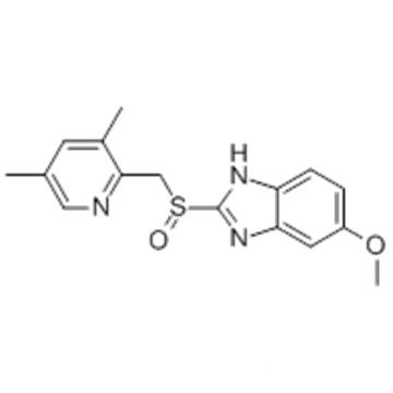 5-METHOXY-2 - [(3,5-DIMETHYL-2-PYRIDINYL) -METHYLSULFINYL] -BENZIMIDAZOLE CAS 110374-16-8