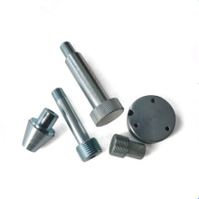 Precision plating chrome cnc turning steel parts
