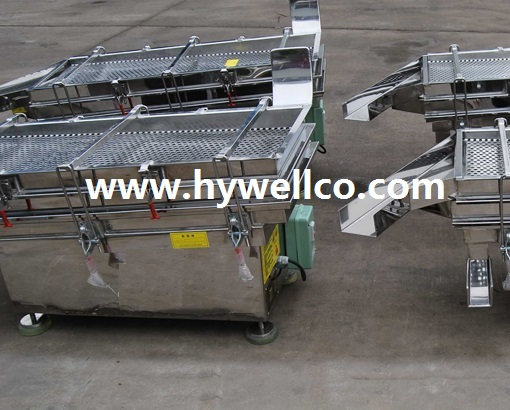 Boron Nitride Powder Square Vibrating Screen