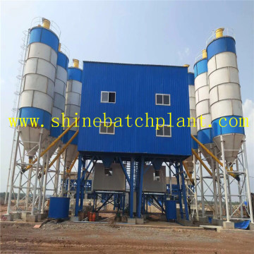 60 Ready Concrete Batching Plant
