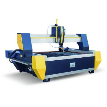 One year warranty waterjet CNC cutting machine