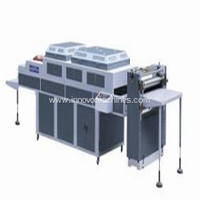 SDSG-1200A UV coating machine