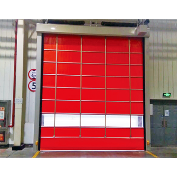 CE LVD High speed PVC stacking roller shutter