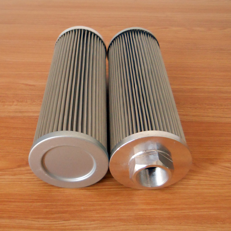 stainless steel pleated oil filter