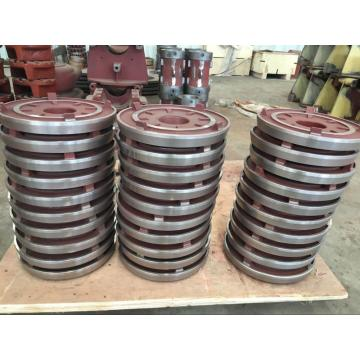 high quality of centrifugal slurry pump spare parts -Rear liner plate