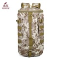 Waterproof 50L Camouflage Nylon Military Backpack