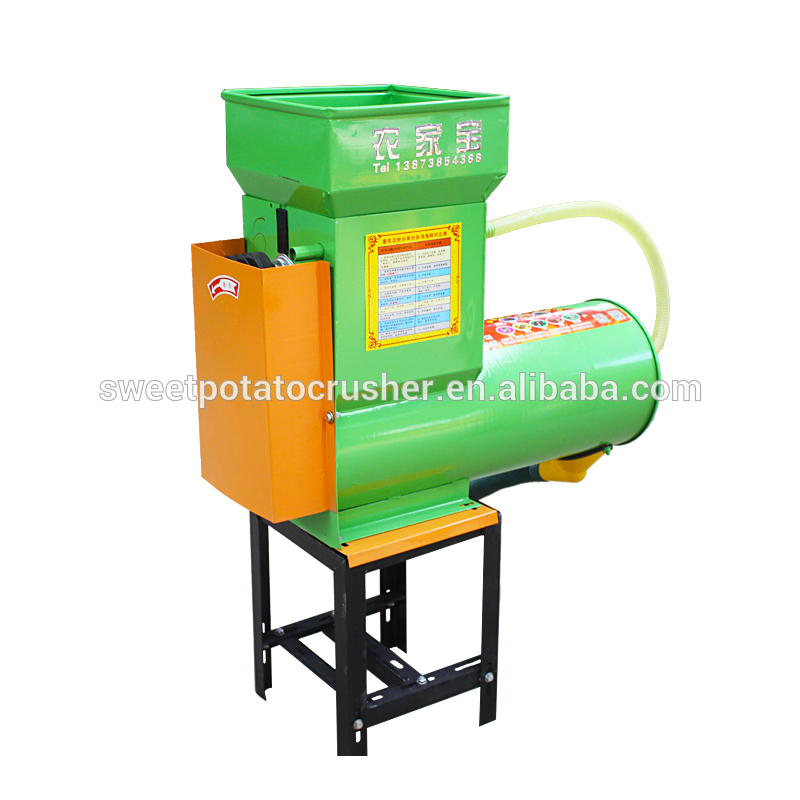 food processing crushing machine cassava grinder machine