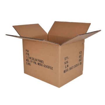 The Inherent Three-layer High-hardness Carton